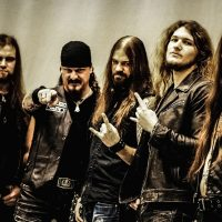The Noise Presents Iced Earth The Incorruptible World Tour