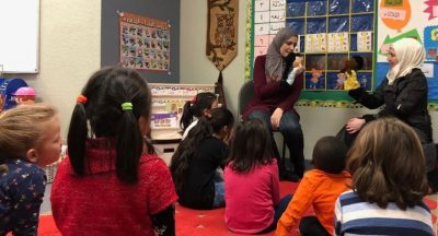 Arabic Montessori Open House