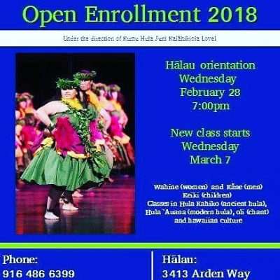 Hula Open Enrollment