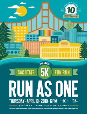 Sac State 5K Fun Run