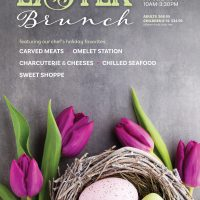 Hyatt Regency Sacramento Easter Brunch