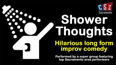 Shower Thoughts: Improv Comedy