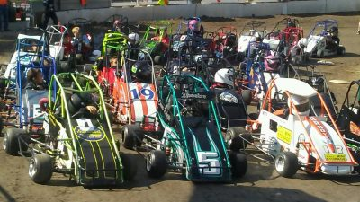 Quarter Midget Race Training and Promo Day