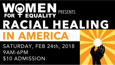 Racial Healing in America: One Day Conference