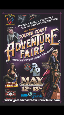 Golden Coast Adventure Faire