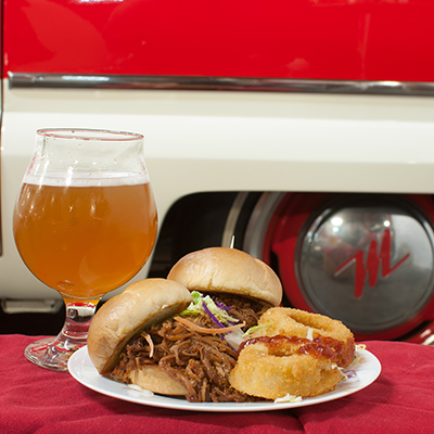 Savor, Sip, Road Trip: Classic Car and Culinary Journey