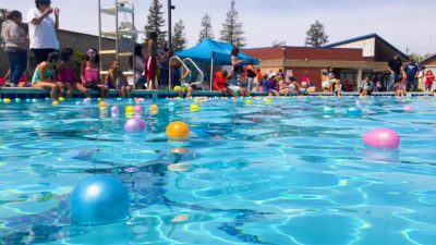 Southgate Underwater Egg Hunt