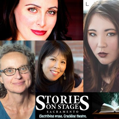 Stories on Stage Sacramento with Anne Raeff and Mira T Lee