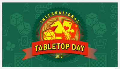 International Table Top Game Day