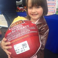 Sacramento Food Bank and Family Services Turkey Drive