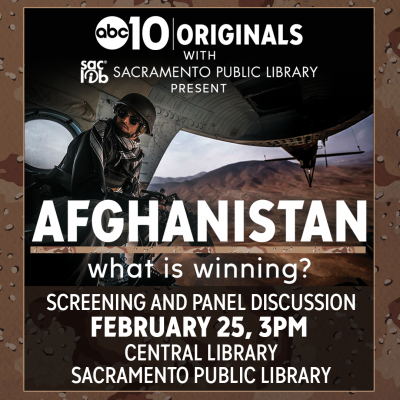 ABC10 Originals presents Afghanistan: What Is Winning?