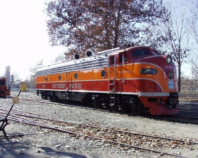 Tuesday Train Rides: Sacramento Southern Railroad
