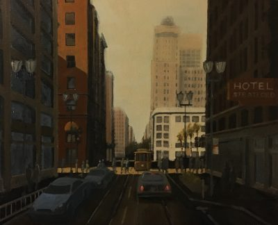 City Spaces, Favorite Places: Jim Leland Exhibition