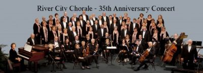 "River City Chorale: ""Celebrating 40 Years"""