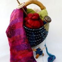 The Art of Basketry: Sacramento Weavers and Spinners Guild
