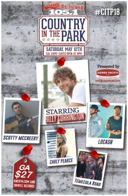 Country in the Park 2018 (Sold Out)