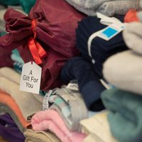 Towels, Toiletries and Luggage Needed for Local Fo...