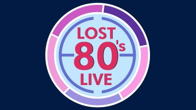 K-Hit's Presents Rewind I Lost 80's Live '18