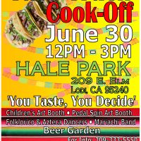 Lodi Art Commission Taco Truck Cook Off