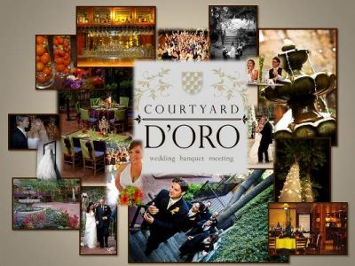 Courtyard D'Oro Easter Brunch