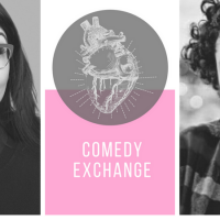 Comedy Exchange: Rhoda Ramone and Parker Newman