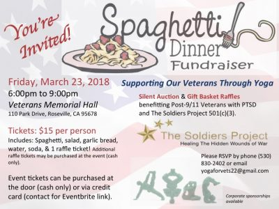 Supporting Veterans with PTSD Fundraiser