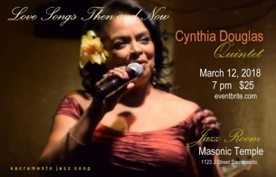 Love Songs Then and Now with Cynthia Douglas