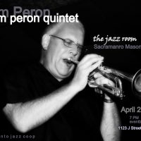Tom Perron Quintet: Masonic Temple