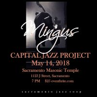 The Capital Jazz Project: Mingus