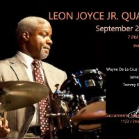 Leon Joyce Jr. Quartet at Masonic Temple