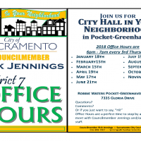 District 7 Office Hours (May)