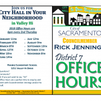 District 7 Office Hours (November)