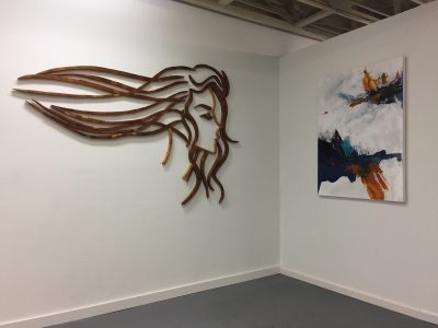 Earthen Abstracts Artist Reception