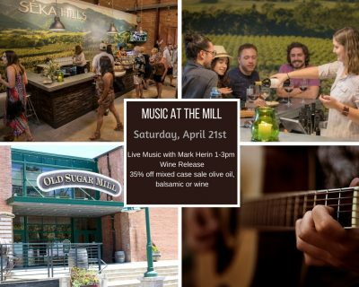 Music at the Mill