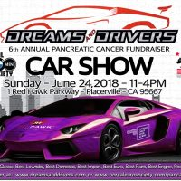 Dreams and Drivers Pancreatic Cancer Fundraiser