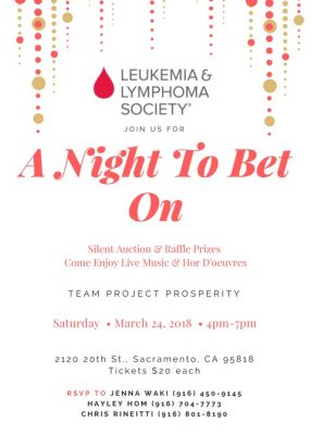 A Night to Bet On
