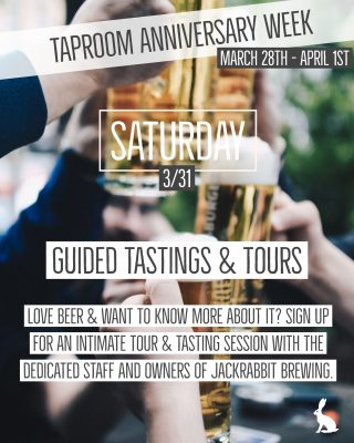Guided Tasting and Brewery Tour
