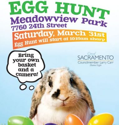 District 8 Egg Hunt