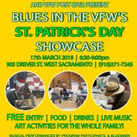 Blues in the VFW: St. Patrick's Day Showcase