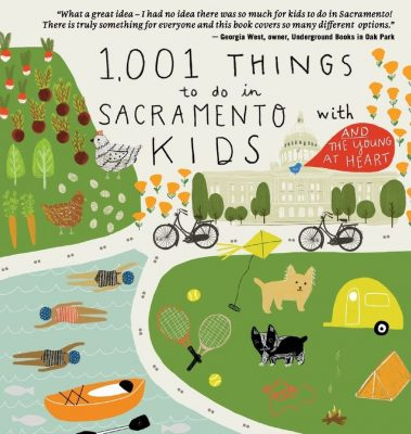 1,001 Things To Do In Sacramento With Kids Book Signing