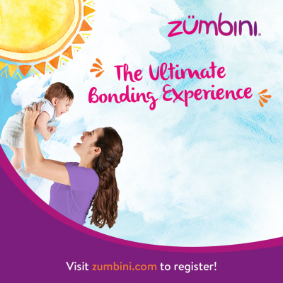 Zumbini Mommy and Me Music and Dance Class