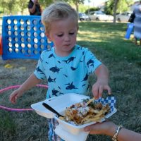 Countryside Community Park Food Truck Mania