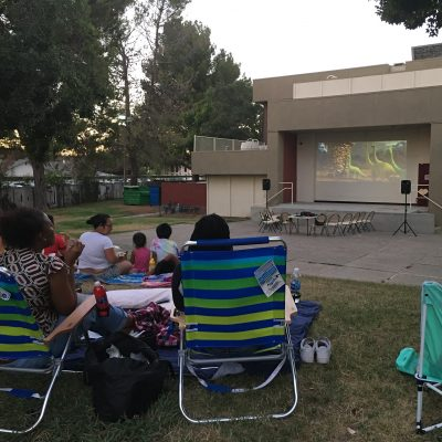 Free Family Movie Nights