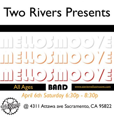 Stevie Mello and the MelloSmoove Band: Two Rivers Cider Company