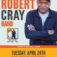 The Robert Cray Band and Katie Knipp