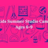 Verge Center for the Arts Kids Summer Studio Camps