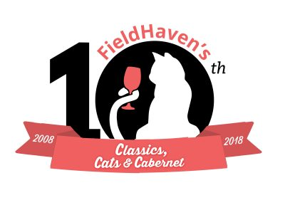 FieldHaven's 2018 Classics, Cats, and Cabernet
