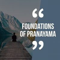 Foundations of Pranayama at Yoga Seed