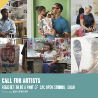 Sac Open Studios Call for Artists