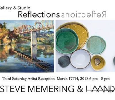 Reflections: Steve Memering and Haand Exhibition